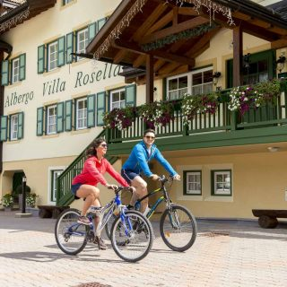 Bike Hotel Offer in Canazei